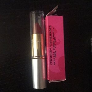 Cranberry color Mary Kay signature lipstick